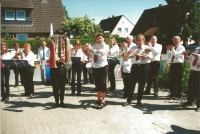 Schützenfest in Bierden